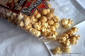 World Showcase Snacks!
