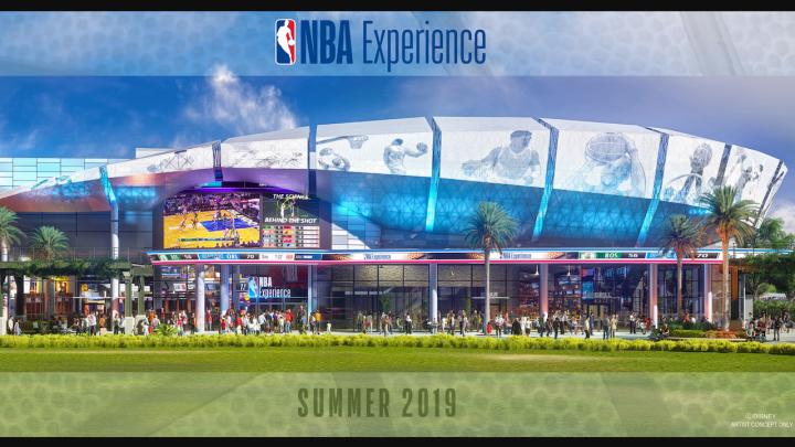 NEW NBA Experience
