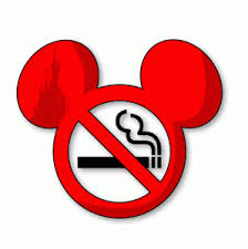 No Smoking In Disney Parks.