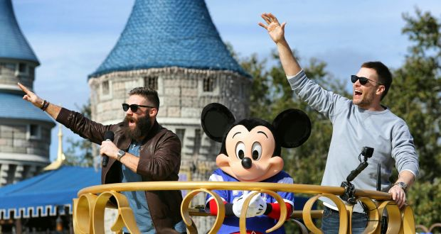Disney and FootballSeason!