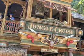 The Jungle Cruise on the Big Screen!