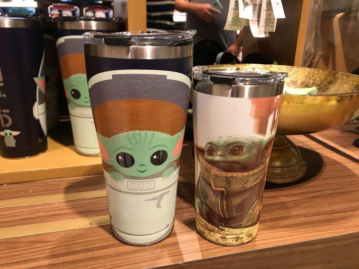 Coffee with BabyYoda