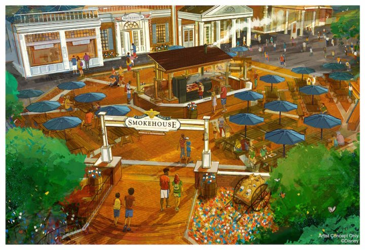 God Bless.. The American Adventure inEPCOT?!