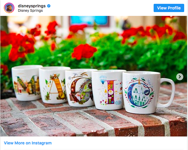 Disney AND Coffee Mugs, just take my Money!