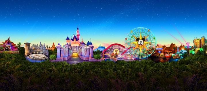 Disneyland Donates!