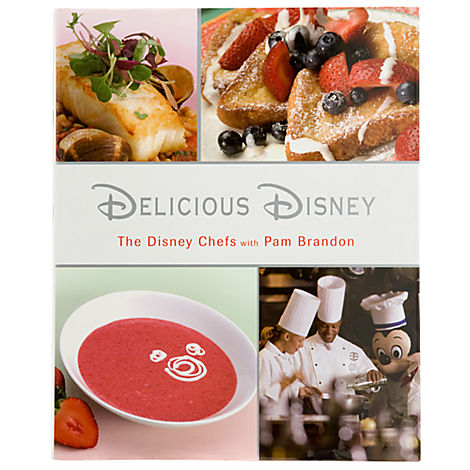 Veganized Disney Recipe from DCL!