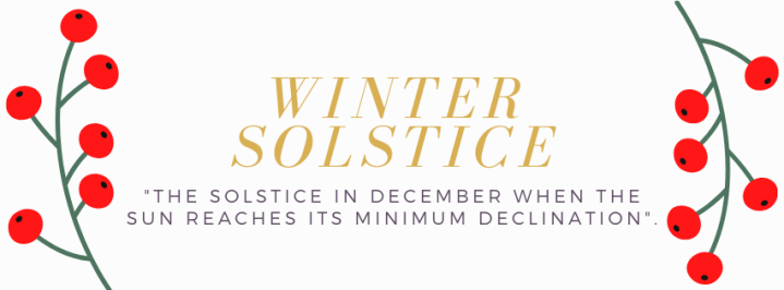 Weekly Affirmations – Winter Solstice